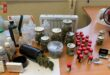 Infermiere arrestato dalla Polizia di Stato per produzione e detenzione ai fini di spaccio dì sostanza stupefacente