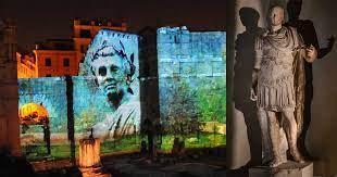 Viaggi nell'anticaRoma, il multimedialefa rivivere la storia del Foro di Augusto