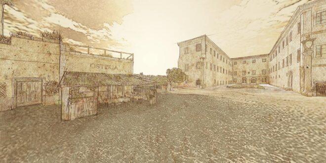 """""""Caravaggio Escape"""" – Il 9 Settembre si inaugura il tour virtuale che fa rivivere, tramite visori VR, il passaggio di Caravaggio a Zagarolo"""