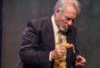 Il David di Donatello Giorgio Colangeli alla Sala Umberto